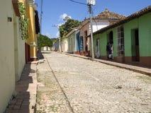 市特立尼达 库存照片