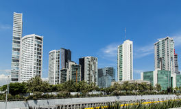 市的旅游大厦瓜达拉哈拉 免版税库存图片