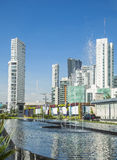市的旅游大厦瓜达拉哈拉 库存图片