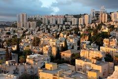 市贾法角-以色列 免版税库存图片
