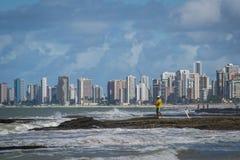 市巴西-累西腓 免版税图库摄影