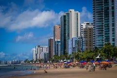 市巴西-累西腓 免版税库存照片