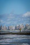 市巴西-累西腓 库存图片