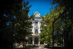 市巴里阿多里德西班牙 库存图片