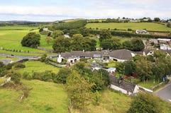 市Cashel在爱尔兰 免版税库存图片