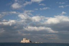 市Nafplion,希腊 免版税库存照片