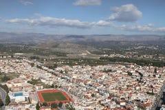 市Nafplion,希腊 图库摄影