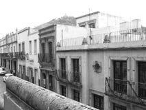 市Zacatécas, México 库存图片