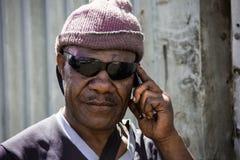 巴布亚新几内亚的微笑 免版税库存照片