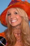 布兰妮・斯皮尔斯,流行音乐明星 免版税库存图片