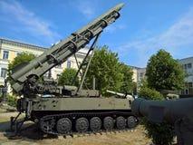 布加勒斯特军事博物馆 库存照片
