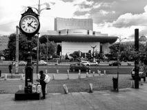 布加勒斯特国家戏院 库存图片