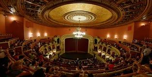 布加勒斯特国家歌剧院 库存图片