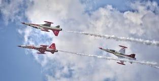 布加勒斯特国际飞行表演偏心2018年