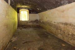 布加勒斯特堡垒防御线 免版税图库摄影