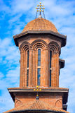 布加勒斯特教会cretulescu 免版税库存图片