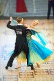 布加勒斯特比赛舞蹈国际masters2010 免版税库存照片