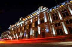 布加勒斯特法院大楼 免版税图库摄影
