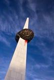 布加勒斯特纪念碑再生 库存照片