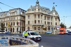 布加勒斯特罗马尼亚 免版税库存图片