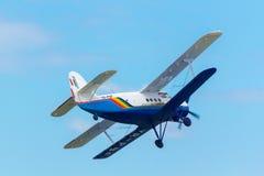 布加勒斯特航空展示2013年 免版税库存图片
