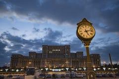 布加勒斯特都市风景 免版税图库摄影