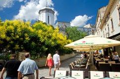 布加勒斯特,罗马尼亚 免版税库存图片