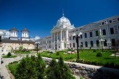 布加勒斯特- Coltea老医院和教会 图库摄影