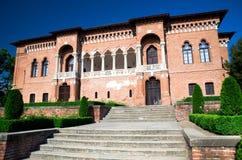布加勒斯特- Mogosoaia宫殿 库存照片