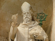 布勒斯圣徒 免版税库存照片