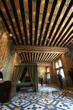 布卢瓦大别墅在法国 免版税图库摄影