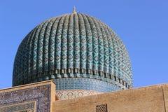 布哈拉,乌兹别克斯坦共和国 图库摄影