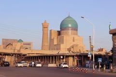 布哈拉,乌兹别克斯坦共和国 库存图片