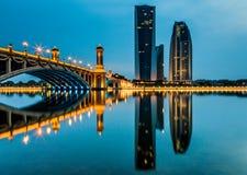 布城,马来西亚 免版税图库摄影
