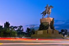 布宜诺斯艾利斯地标 免版税库存照片