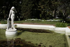 布宜诺斯艾利斯植物园 库存照片