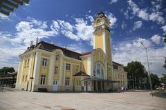 布尔加斯保加利亚 免版税库存图片