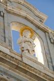 布尔戈斯Cathedral.Famous西班牙人地标 免版税图库摄影