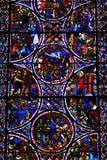 布尔日大教堂法国 库存照片