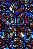 布尔日大教堂法国 免版税图库摄影