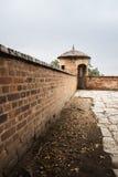 布尔诺城堡spilberk 免版税图库摄影