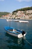 布拉奇岛海岛在夏天,克罗地亚 库存照片