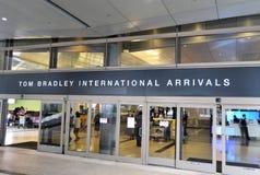 布拉德利国际机场 图库摄影