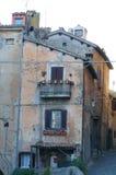布拉恰诺,意大利 免版税库存图片