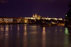 布拉格全景 免版税库存图片