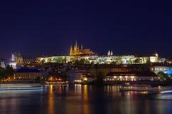 布拉格城堡,捷克 免版税库存照片