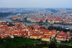 布拉格市 免版税库存图片