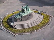 布拉格广场 免版税库存图片