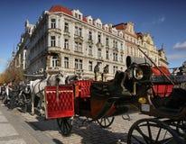 布拉格旅行 免版税库存照片