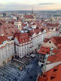 布拉格老市 免版税库存照片